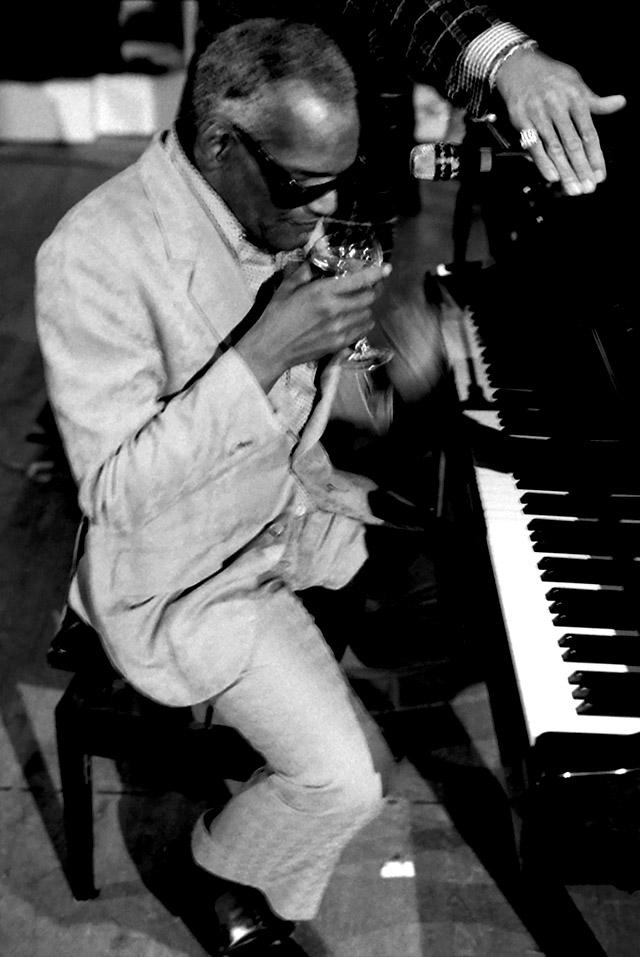 12-Ray Charles